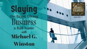 Michael G Winston a whistleblower story