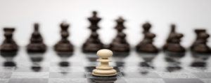 Pawn in Chess Game